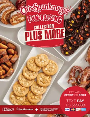 Otis Spunkmeyer FunRaising Collection
