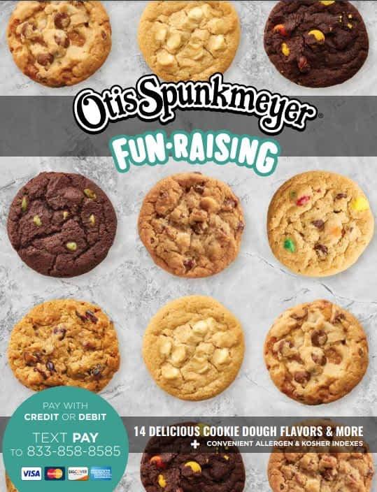 otis cookie dough 2021