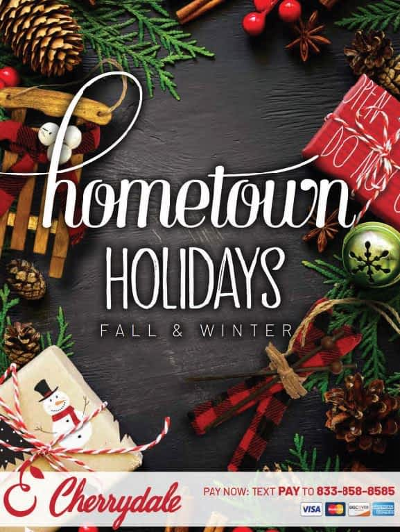 hometown holidays cover